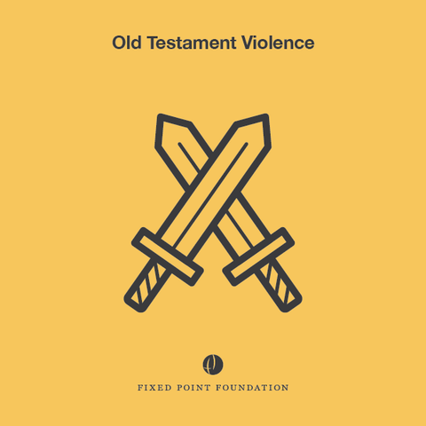 Old Testament Violence (Audio)