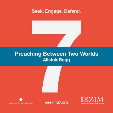 Preaching Between Two Worlds (Audio)