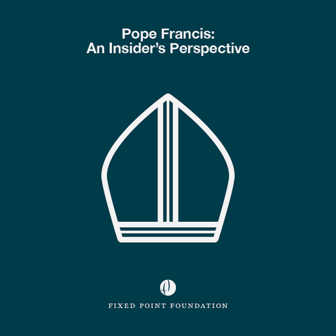 Pope Francis: An Insider's Perspective (Audio)