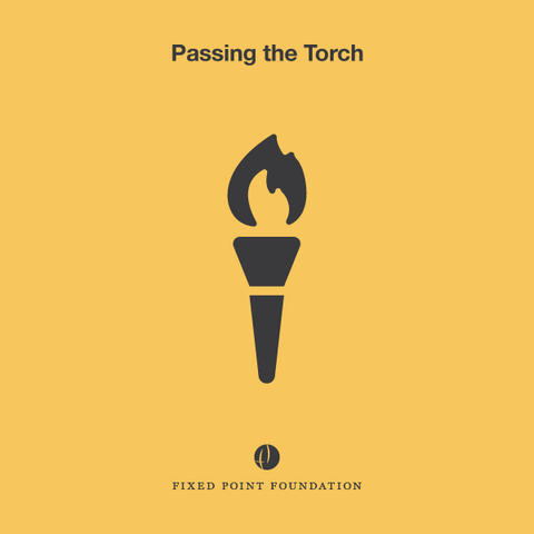 Passing the Torch (Audio)