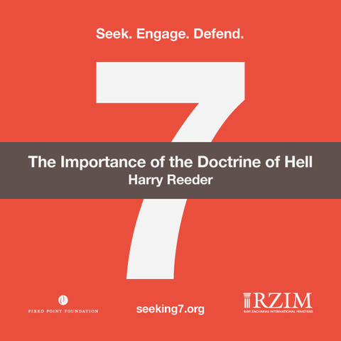 The Importance of the Doctrine of Hell (Audio)