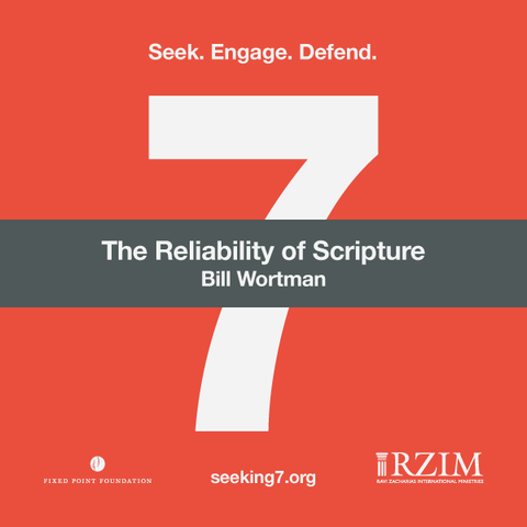 The Reliability of Scripture (Audio)