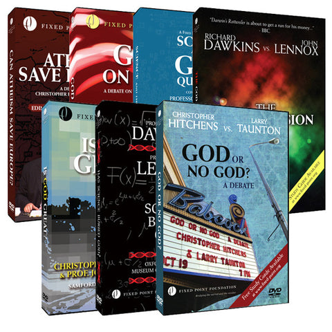 Six DVD Bundle
