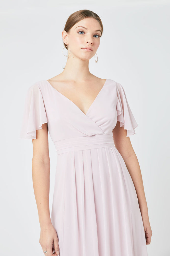 Caroline Blossom Pink Dress