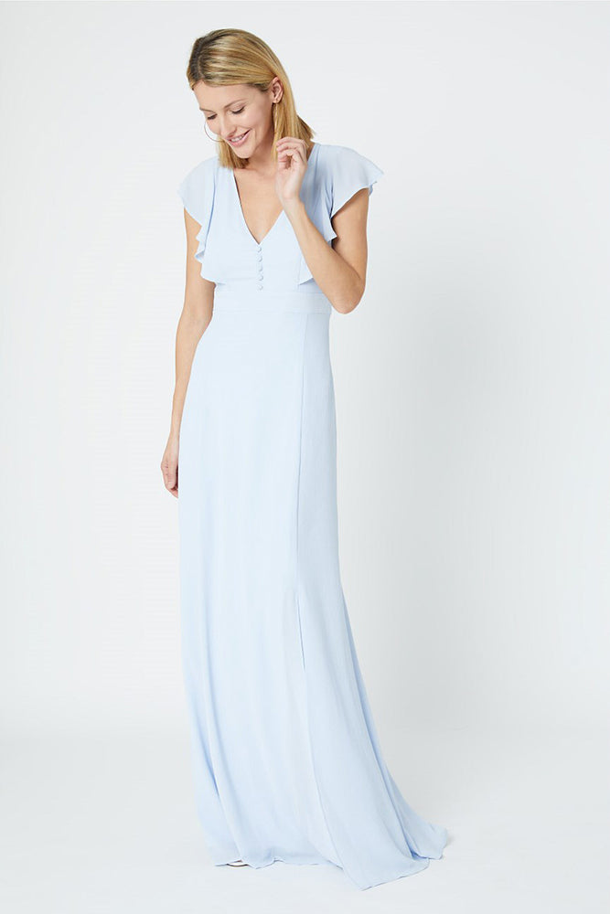 Elle Cloud Blue Dress