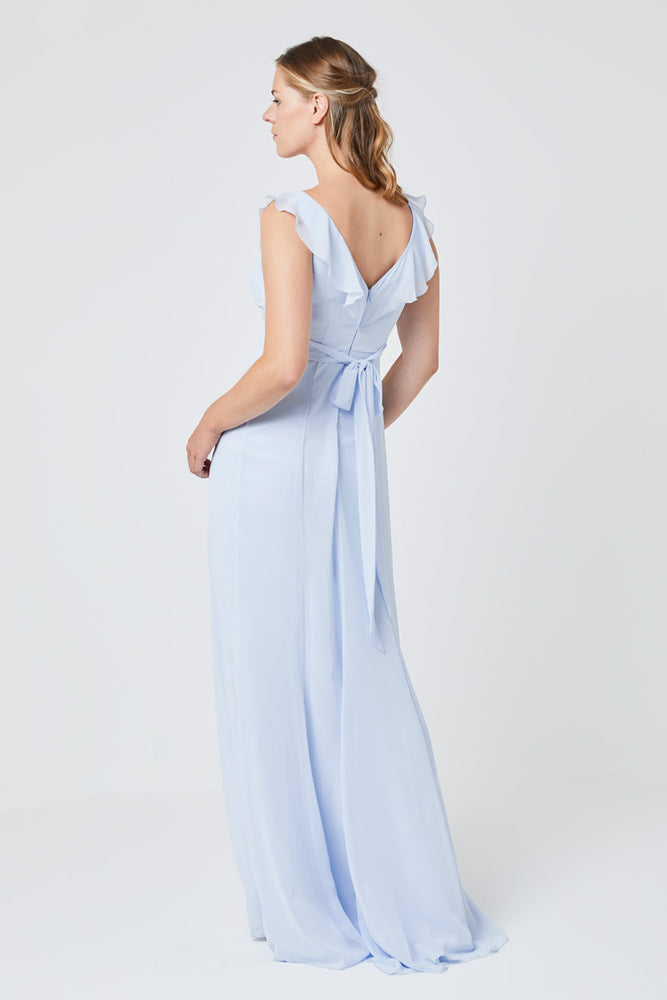 Grace Cloud Blue Dress