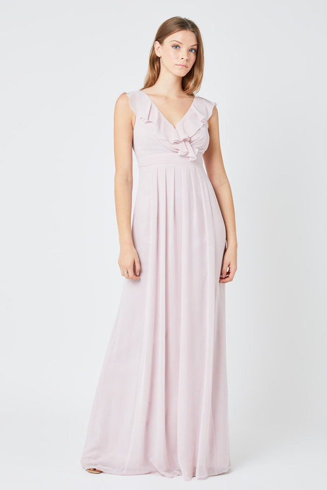 Grace Blossom Pink Dress
