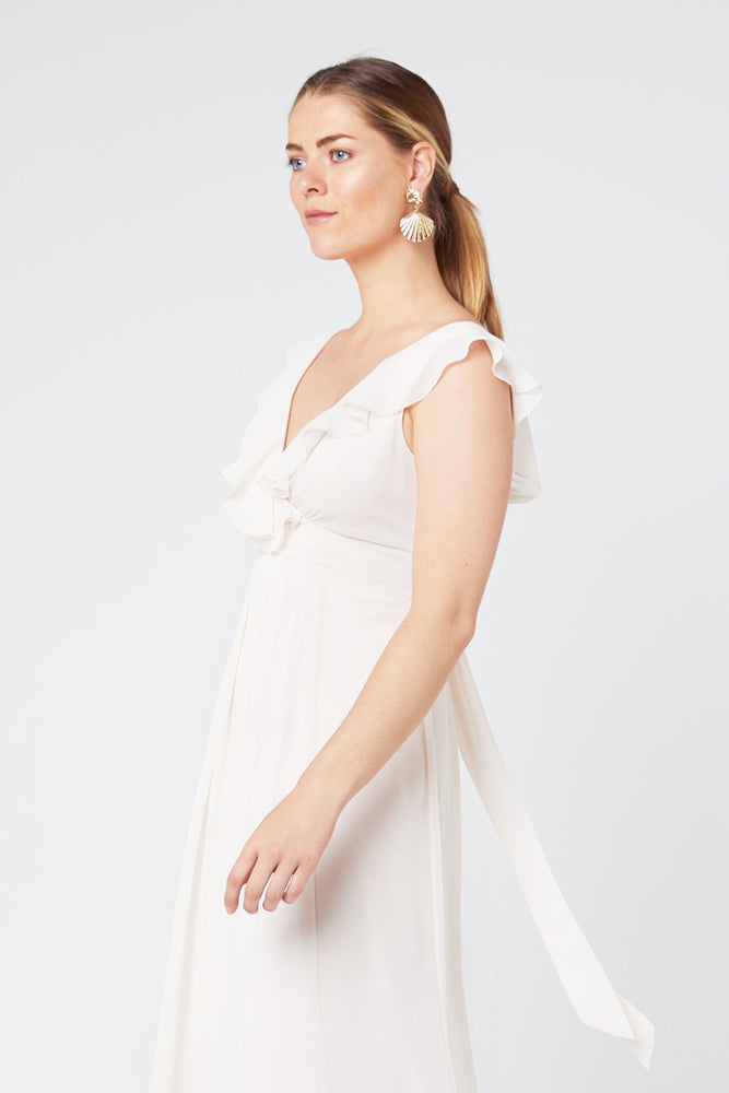 Grace Cream Soda Dress