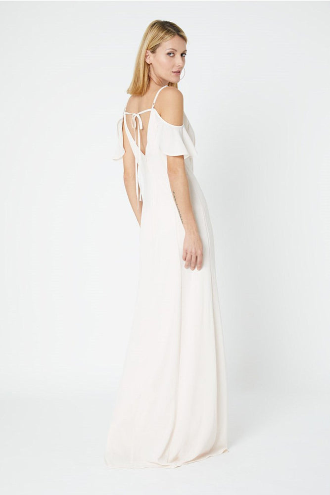 Gigi Cream Soda Occasion Dress (Back)