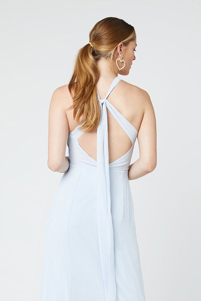 Ivy Cloud Blue Dress