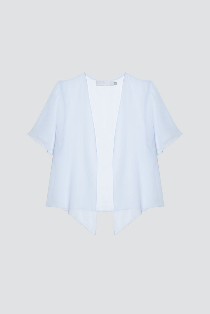 Short sleeve cover up Cloud