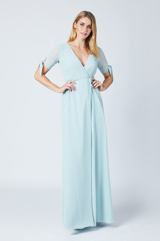Lark Misty Green Dress