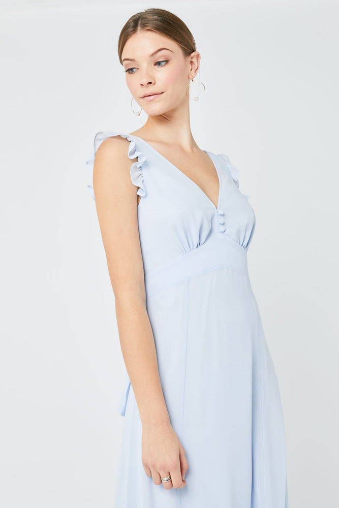 Dahlia Cloud Dress