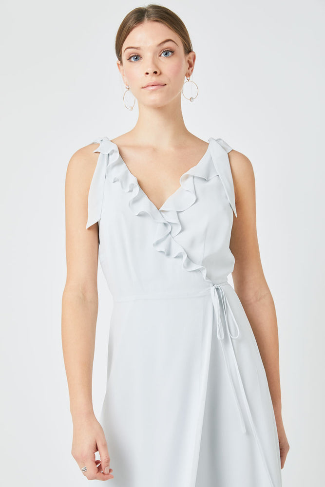 Lilly Dove Grey Dress