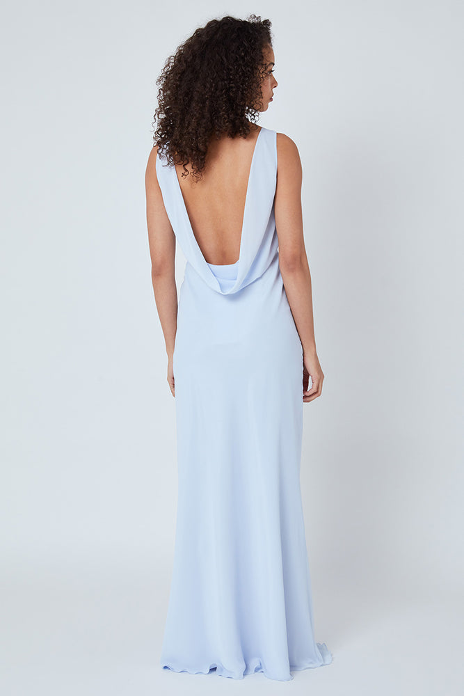 Regent Cloud Blue Dress