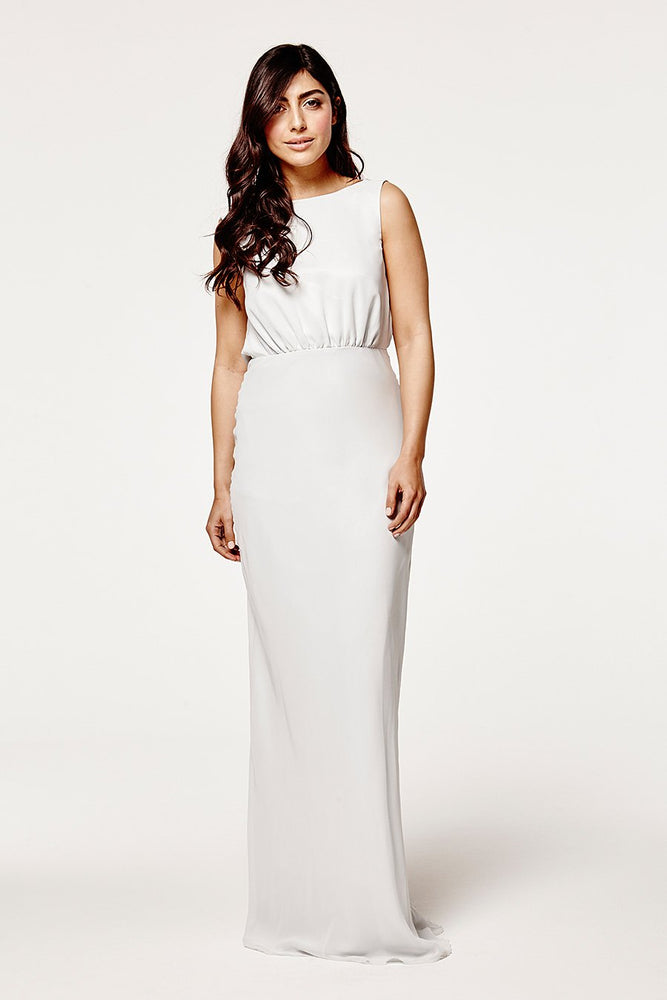 Regent Dove Grey Dress