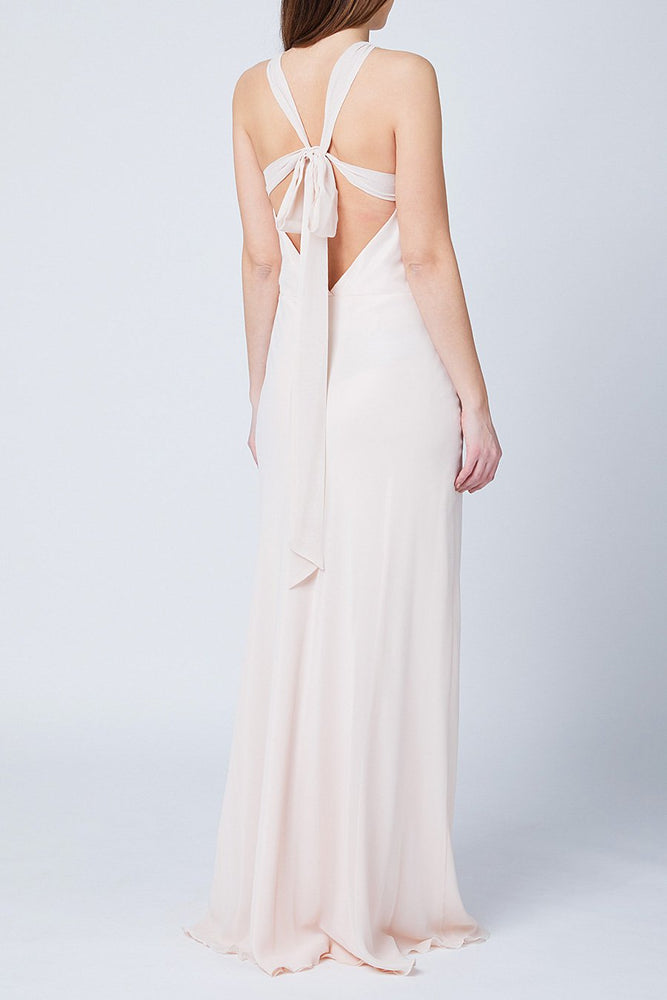 Soho Cream Soda Bridesmaids Dress (Back)