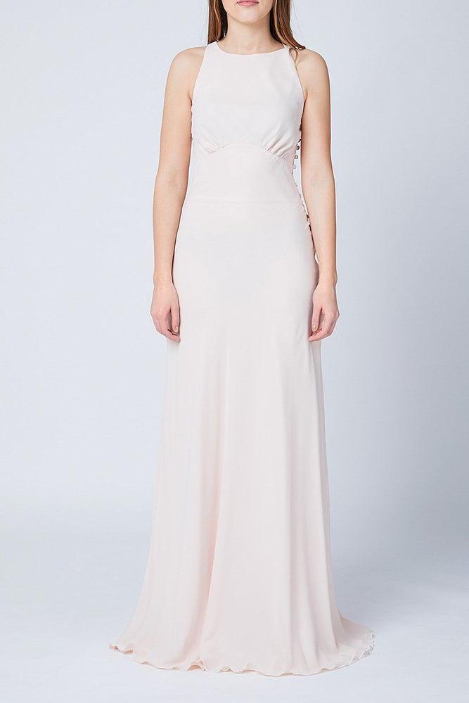 Soho Cream Soda Bridesmaids Dress (Front)