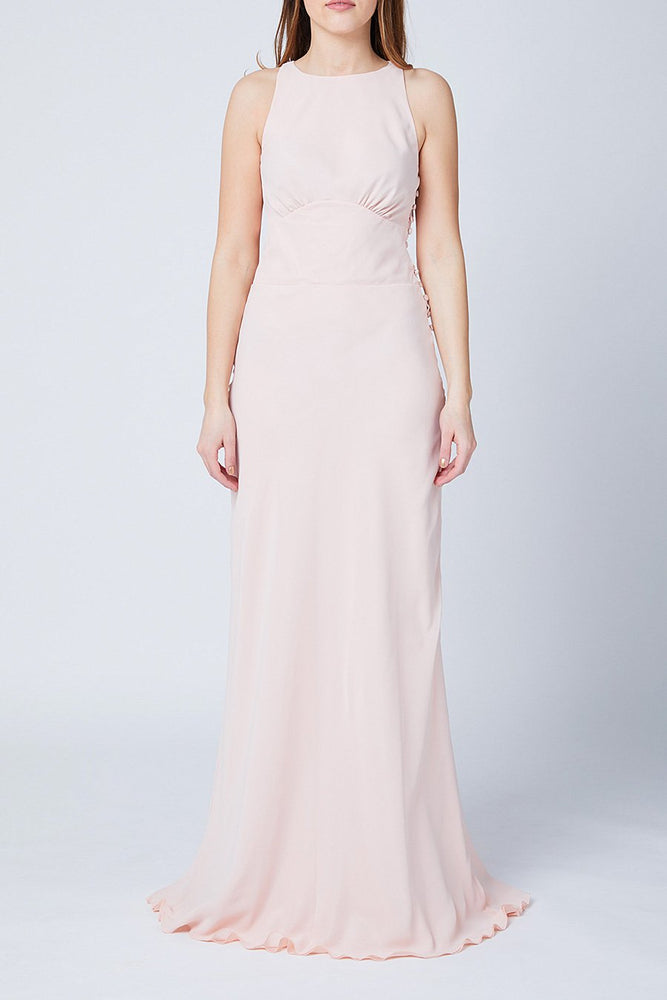 Soho Just Peachy Bridesmaids Dress (Front)