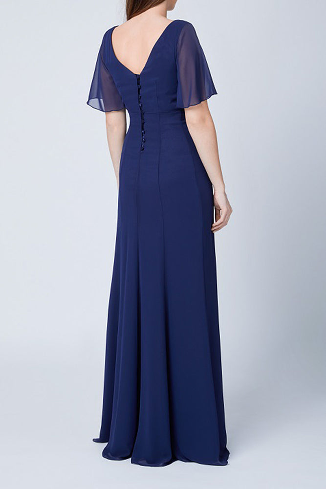 Zsa Zsa Midnight Navy Dress