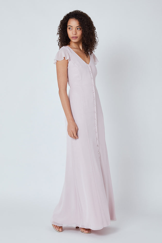 Queenie Blossom Pink Dress