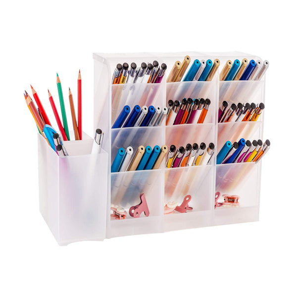 5 Piece Compact Pen & Desk Organizer