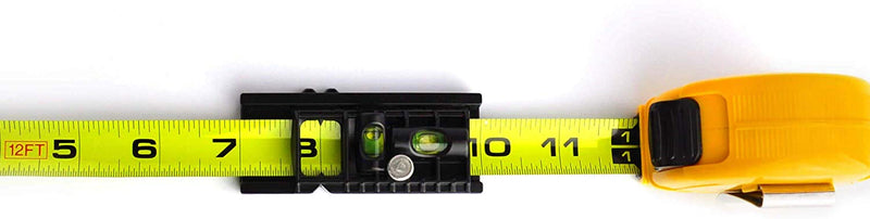 Tape Measure with Level