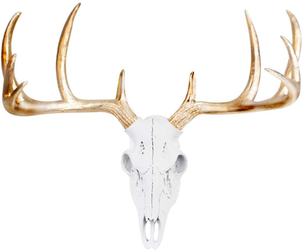 Mini Faux Deer Skull