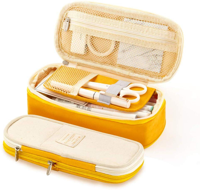 Small Pen & Pencil Travel Case