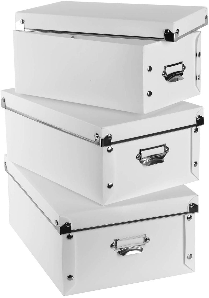 Collapsible Storage Box - Set of 3