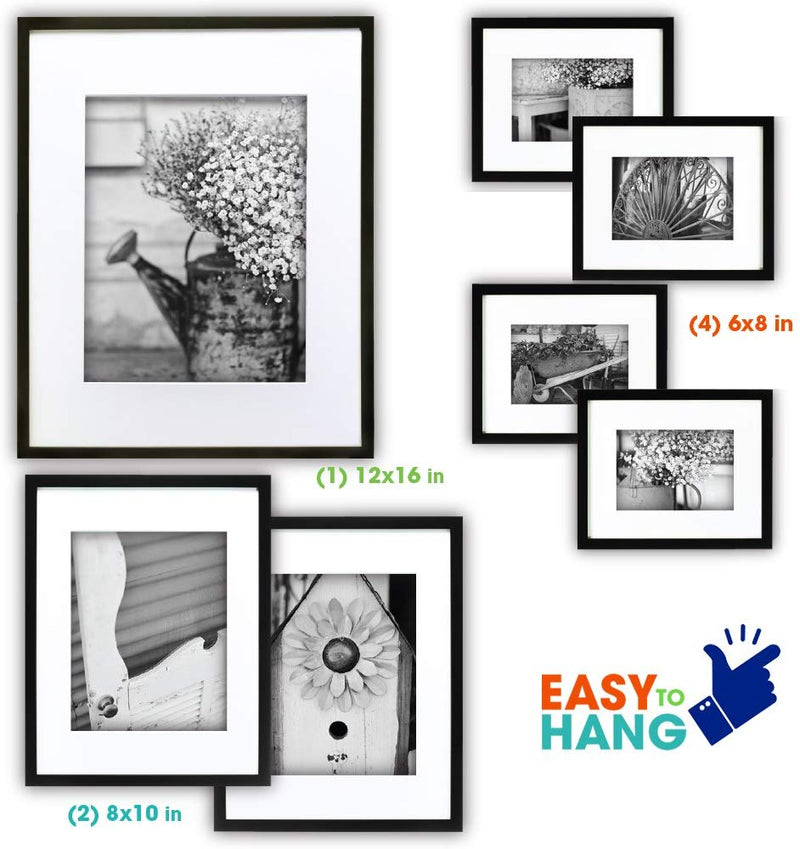 Frame Gallery - 7 Piece