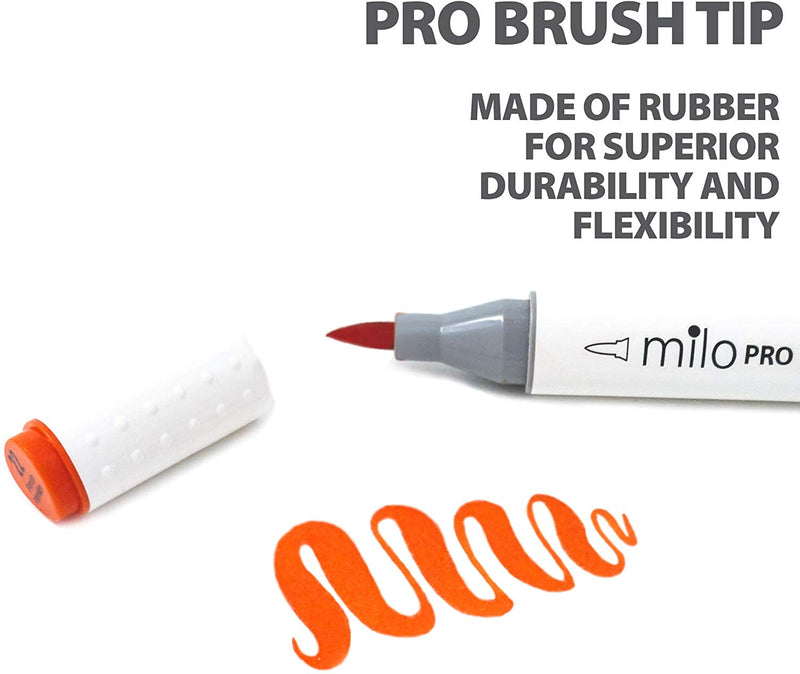 Pro Artist Markers - Set of 24