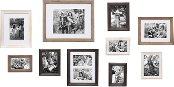 Mixed Frame Gallery - 10 Piece