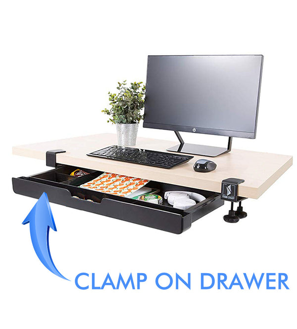 Clamp On Desk Drawer