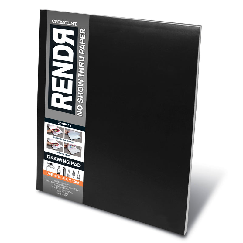 RENDR® Soft Cover Sketchpad