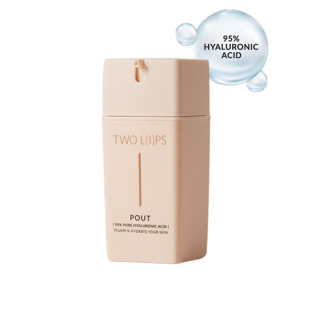 Pout (Hyaluronic Acid Hydrating Serum) - TwoLips.vip
