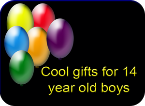 Cool Gifts for 14 Year Old Boys