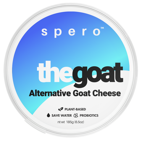 The GOAT (Plant-Based Goat Cheese)