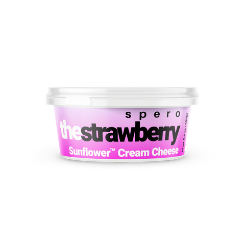 The Strawberry Cream Cheese