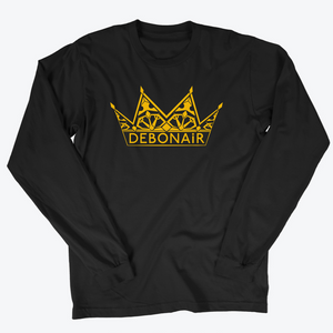 Logo Long Sleeve - Classic Gold