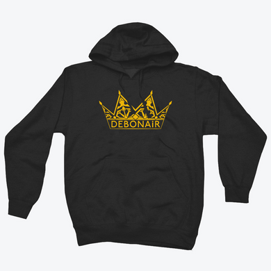 Logo Hoodie - Classic Gold