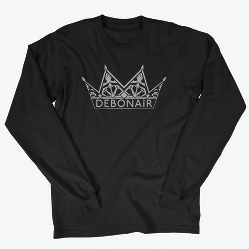 Logo Long Sleeve - Platinum [limited edition]