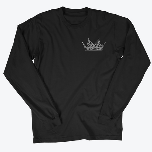 Corner Logo Long Sleeve - Platinum [limited edition]