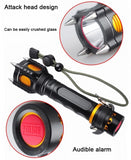 Flashlight multifunction military tactical outdoor survival