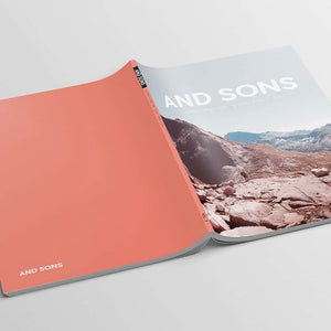 Open magazine of And Sons Volume 2