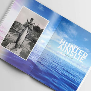 Hunter Ainlsee Article from And Sons Magazine Volume 2