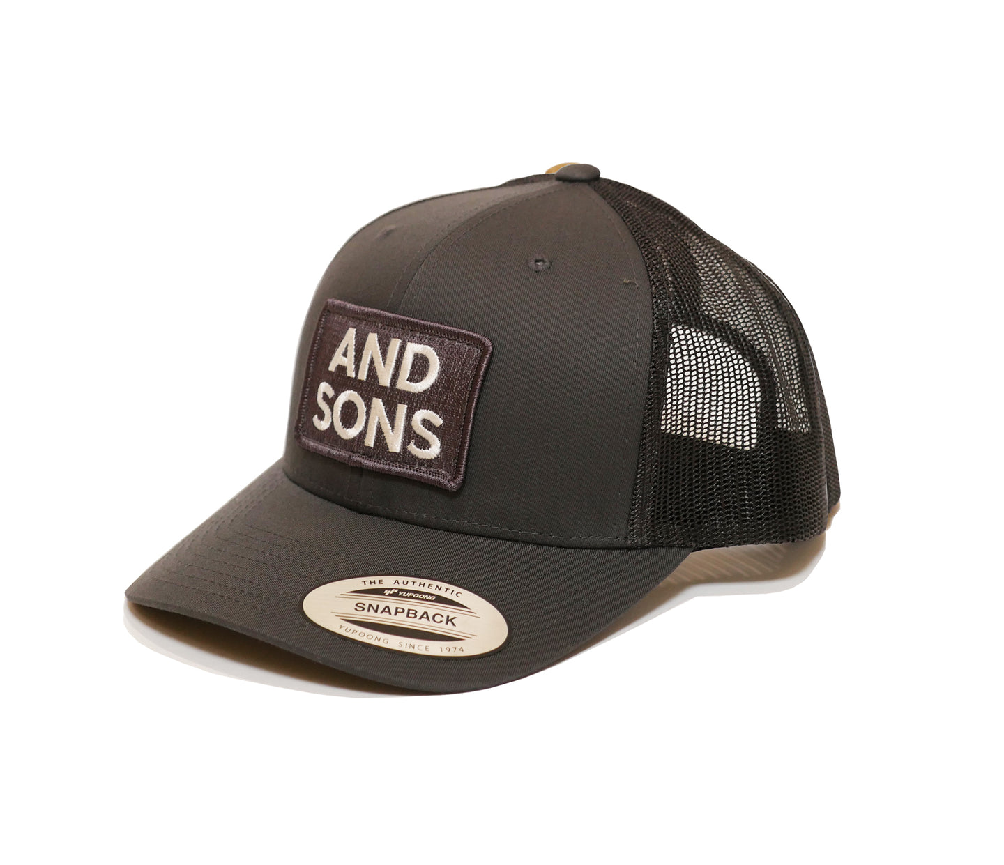 And Sons Retro Trucker