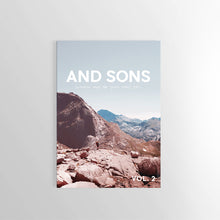 Load image into Gallery viewer, Front Cover of And Sons Magazine Volume 2