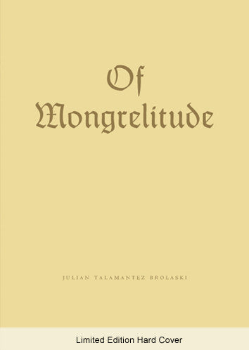 Of Mongrelitude