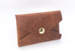 Card Wallet, English Tan